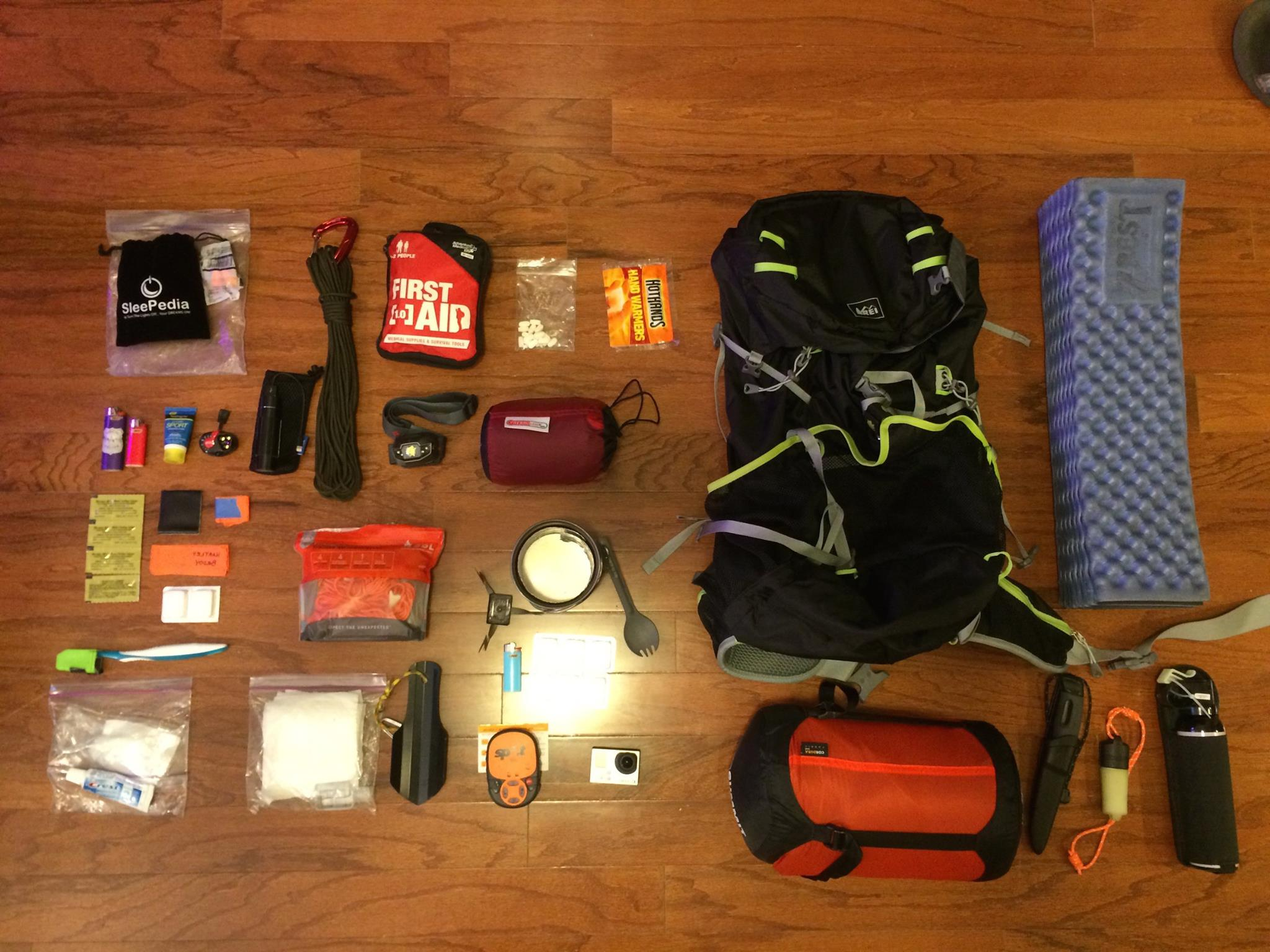 Backpacking Checklist Generator | Create a Custom Gear List for Your